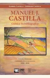 Papel MANUEL J. CASTILLA. CRÓNICA BIOBIBLIOGRÁFICA