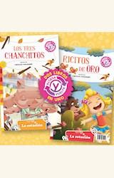 Papel RICITOS DE ORO / LOS TRES CHANCHITOS