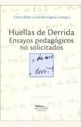 Papel HUELLAS DE DERRIDA