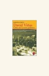 Papel DAVID VIÑAS. CRITICA DE LA RAZON POLEMICA