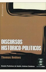 Papel DISCURSOS HISTORICO- POLITICOS