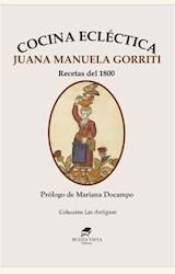 Papel COCINA ECLÉCTICA. RECETAS DEL 1800