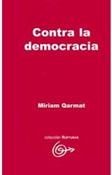 Papel CONTRA LA DEMOCRACIA
