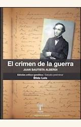 Papel CRIMEN DE LA GUERRA, EL