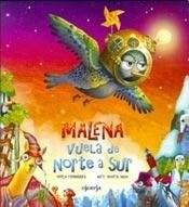 Papel MALENA VUELA DE NORTE A SUR