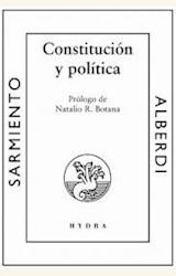 Papel CONSTITUCION Y POLITICA