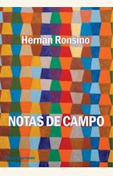 Papel NOTAS DE CAMPO