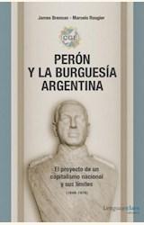 Papel PERON Y LA BURGUESIA ARGENTINA