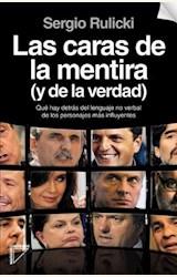 Papel LAS CARAS DE LA MENTIRA (Y DE LA VERDAD)