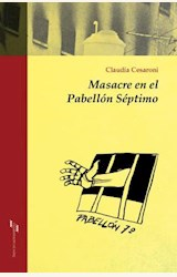 Papel MASACRE EN EL PABELLON SEPTIMO