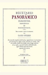 Papel RECETARIO PANORÁMICO ELEMENTAL FANTÁSTICO Y NEUMÁTICO