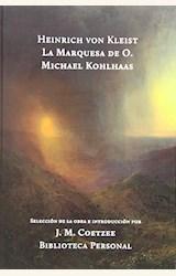 Papel LA MARQUESA DE O. MICHAEL KOHLHAAS