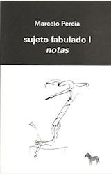Papel SUJETO FABULADO I