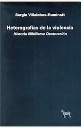 Papel HETEROGRAFÍAS DE LA VIOLENCIA