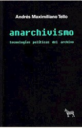 Papel ANARCHIVISMO