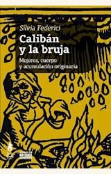 Papel EL CALIBAN Y LA BRUJA