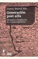 Papel GENERACION POST ALFA