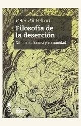Papel FILOSOFIA DE LA DESERCION