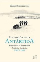 Papel EL CORAZON DE LA ANTARTIDA