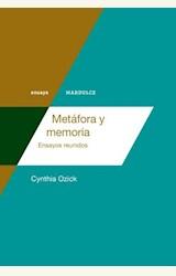 Papel METAFORA Y MEMORIA
