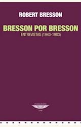 Papel BRESSON POR BRESSON