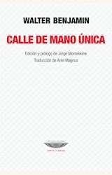 Papel CALLE DE MANO UNICA