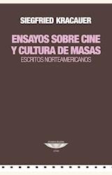Papel ENSAYOS SOBRE CINE Y CULTURA DE MASAS