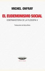 Papel EL EUDEMONISMO SOCIAL