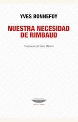 Papel NUESTRA NECESIDAD DE RIMBAUD