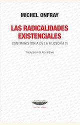 Papel LAS RADICALIDADES EXISTENCIALES