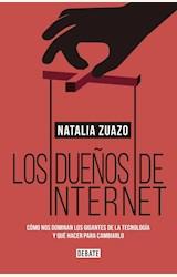 Papel LOS DUEÑOS DE INTERNET