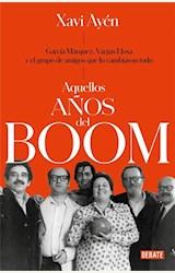 Papel AQUELLOS AÑOS DEL BOOM