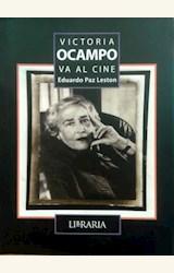 Papel VICTORIA OCAMPO VA AL CINE