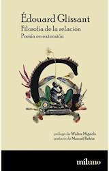 Papel FILOSOFÍA DE LA RELACIÓN