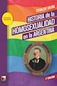 Libro Historia De La Homosexualidad En La Argentina