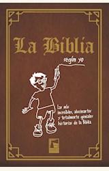 Papel LA BIBLIA SEGUN YO