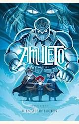 Papel AMULETO 6. EL ESCAPE DE LUCIEN