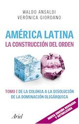 E-book América Latina. La construcción del orden