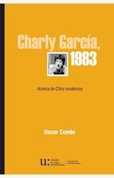 Papel CHARLY GARCIA 1983 - ACERCA DE CLICS MODERNOS