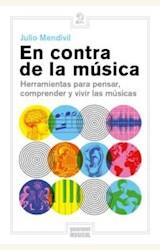 Papel EN CONTRA DE LA MUSICA