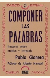 Papel COMPONER LAS PALABRAS