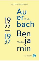 Papel CORRESPONDENCIA ERICH AUERBACH - WALTER BENJAMIN