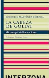 Papel LA CABEZA DE GOLIAT