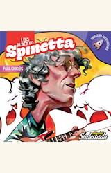 Papel LUIS ALBERTO SPINETTA PARA CHIC@S