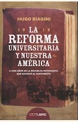 Papel LA REFORMA UNIVERSITARIA Y NUESTRA AMÉRICA