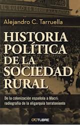 Papel HISTORIA POLÍTICA DE LA SOCIEDAD RURAL