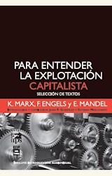 Papel PARA ENTENDER LA EXPLOTACIÓN CAPITALISTA