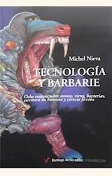 Papel TECNOLOGÍA Y BARBARIE