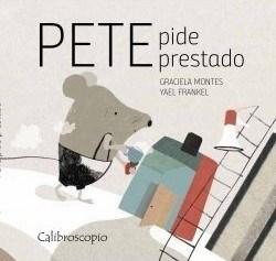 Papel PETE PIDE PRESTADO