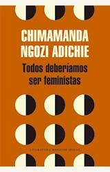 Papel TODOS DEBERIAMOS SER FEMINISTAS